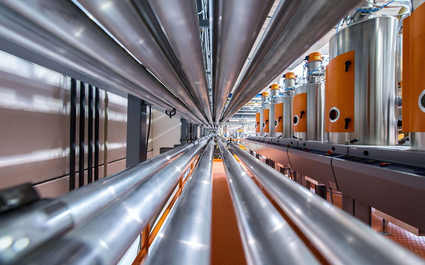 centrifuges for petrochemicals industry