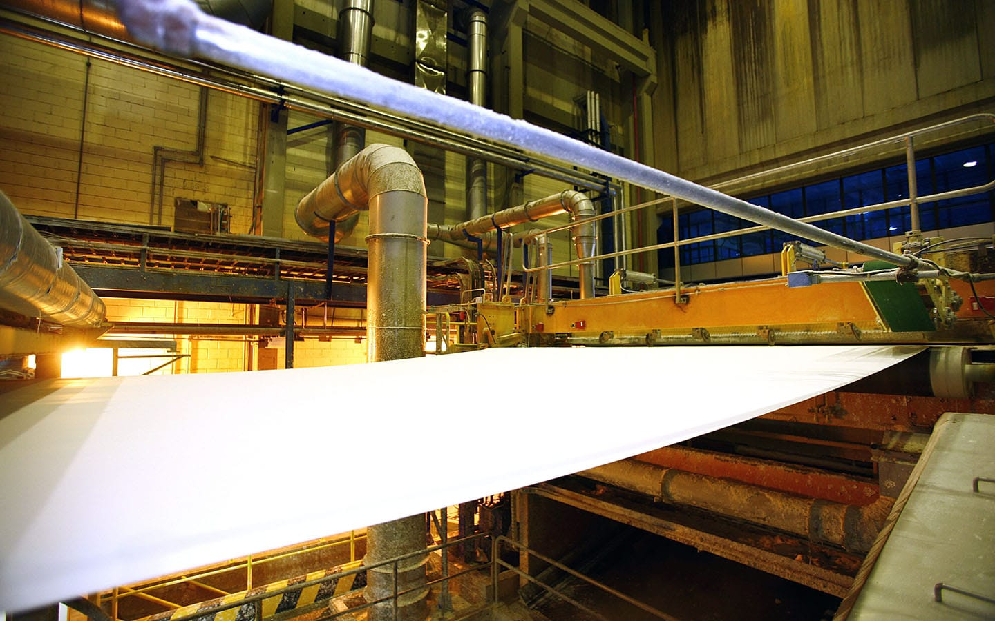 centrifuges for pulp and paper industry